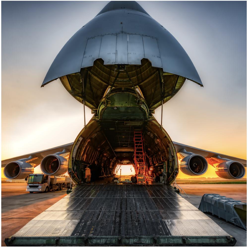 NS Shipping Air Freight